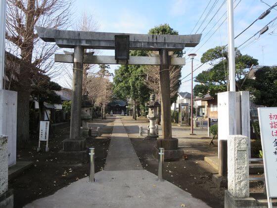 杉山神社 町田