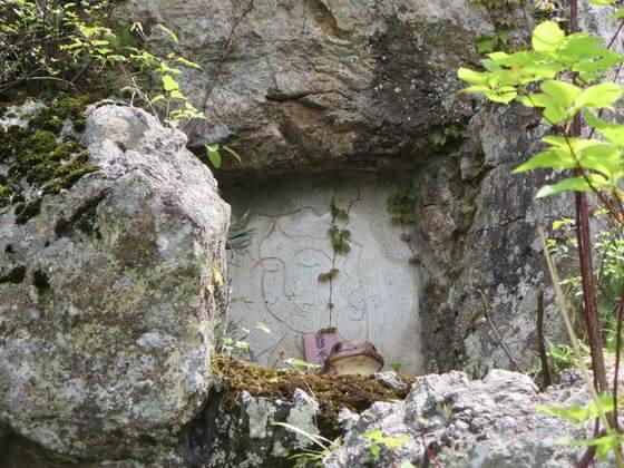 琴平丘陵 護国大観音像