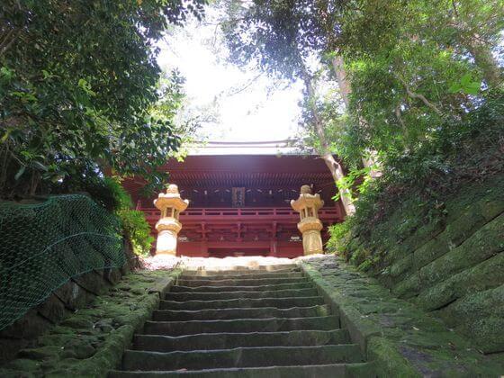 神武寺 楼門