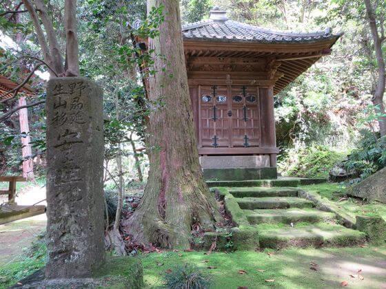 神武寺 地蔵堂