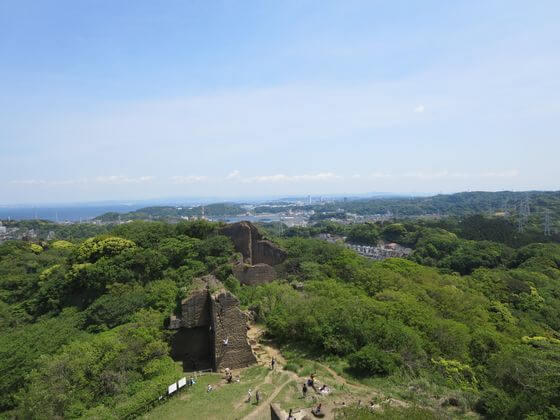 神武寺 鷹取山 ハイキングコース