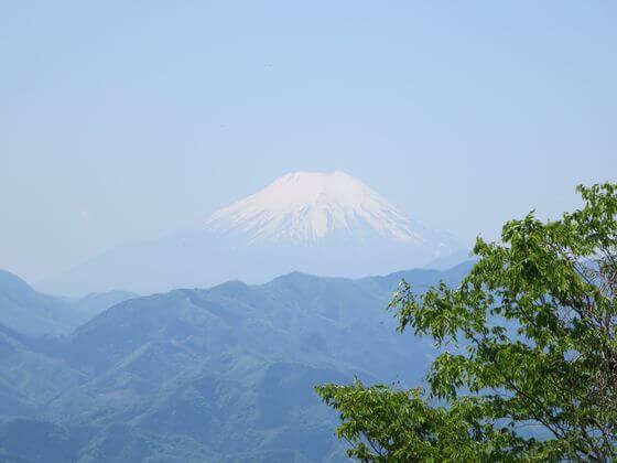 富士 小仏城山