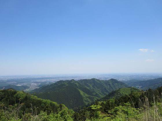 景信山 景色