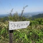 景信山から小仏バス停まで歩いてみた!距離は?時刻表は?