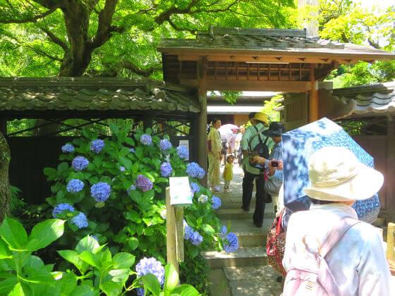 東慶寺 本堂