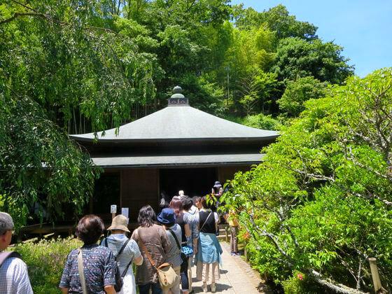 鎌倉 東慶寺 本堂