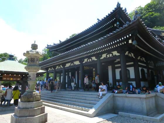 鎌倉 長谷寺 本堂