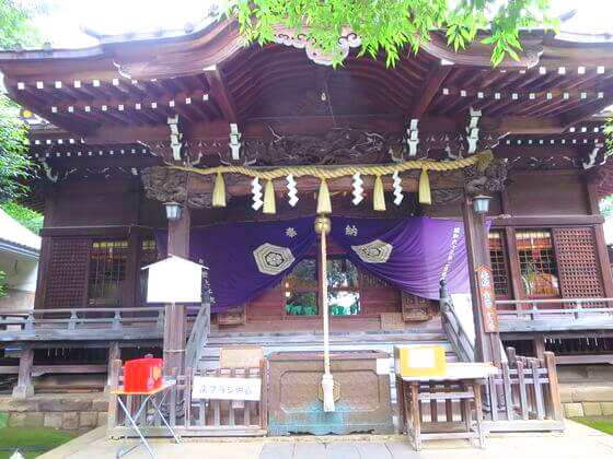 東京十社 白山神社