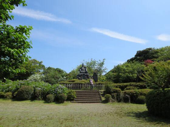 鎌倉 源氏山公園