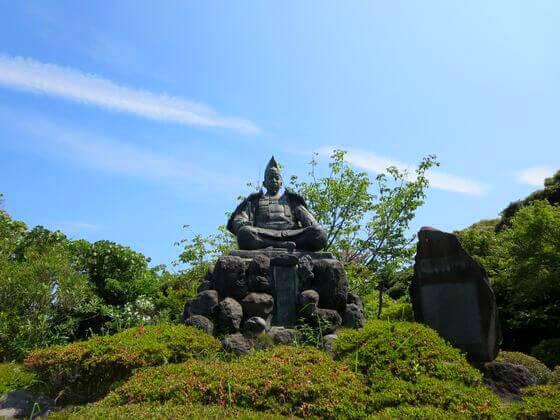 源氏山公園ハイキングコース