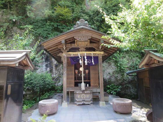 鎌倉 銭洗弁財天 七福神社