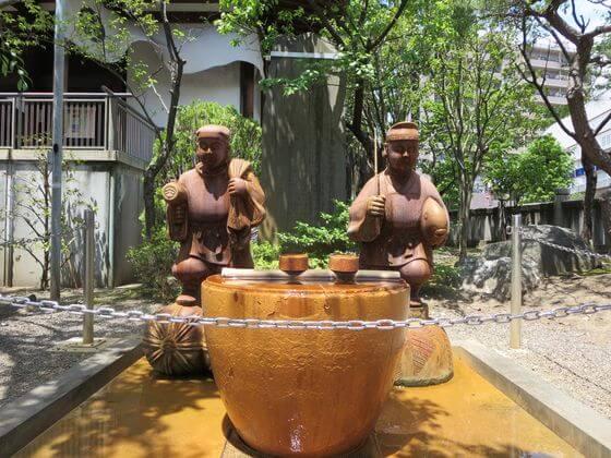 香取神社 大国神 恵比寿神