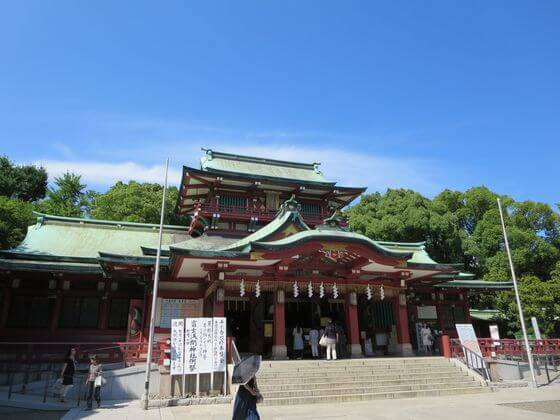 東京十社 富岡八幡宮