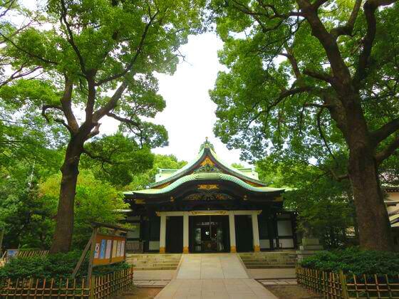 東京十社 王子神社