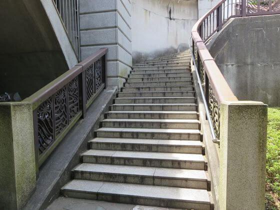 音無橋 階段