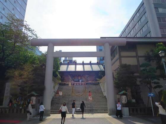 東京十社 芝大神宮