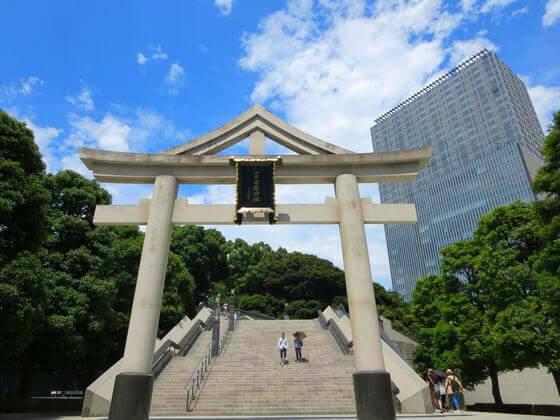 東京十社 日枝神社
