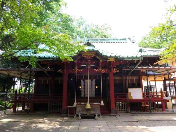 東京十社 赤坂氷川神社