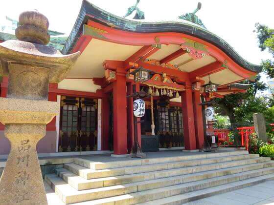 東京十社 品川神社