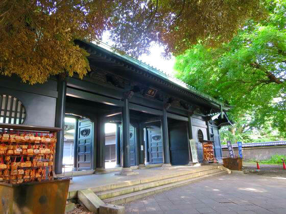 湯島聖堂 杏壇門