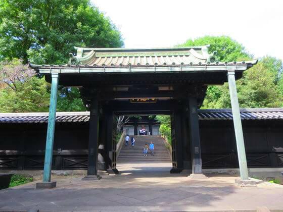 湯島聖堂 入徳門