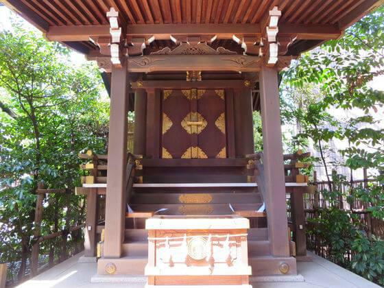 東京大神宮 飯富稲荷神社