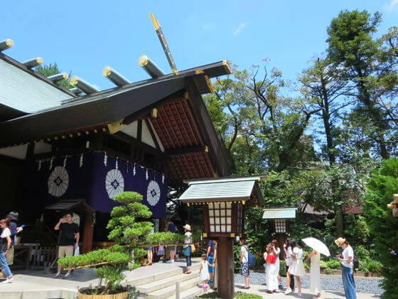 拝殿 東京大神宮