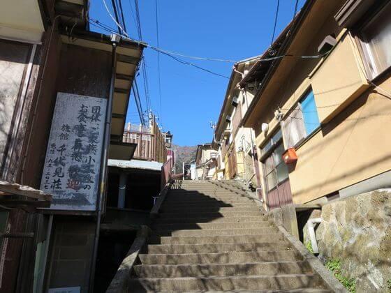 こま参道 大山