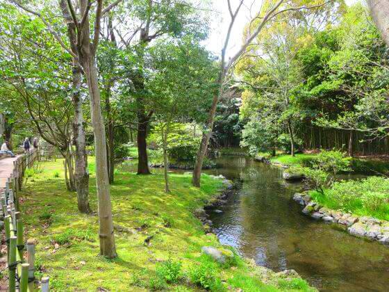 三島 水の苑緑地
