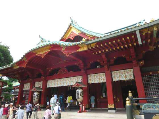 東京十社 神田明神