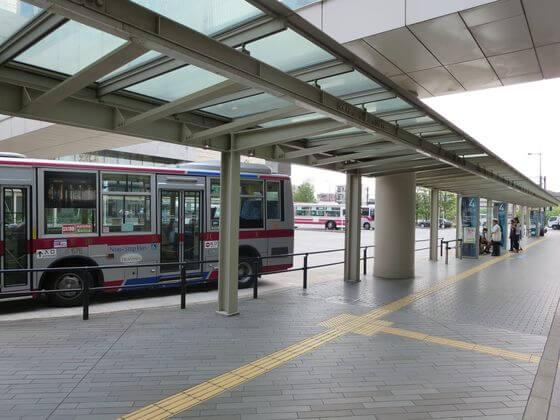 二子玉川駅 バス