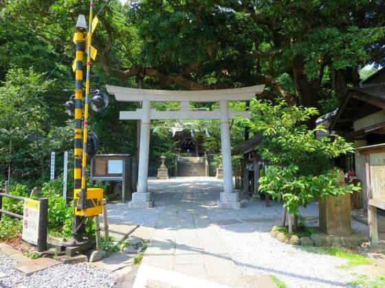 鎌倉 御霊神社