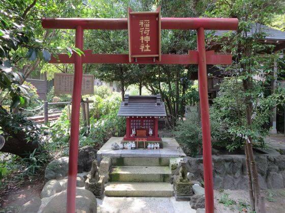 御霊神社 稲荷神社