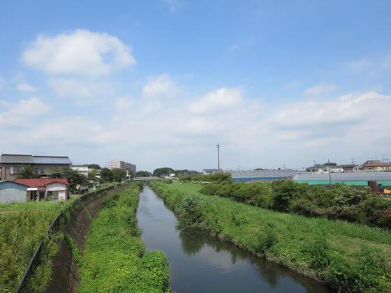 寒川大橋 景