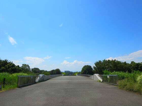 国営昭和記念公園 あけぼの橋