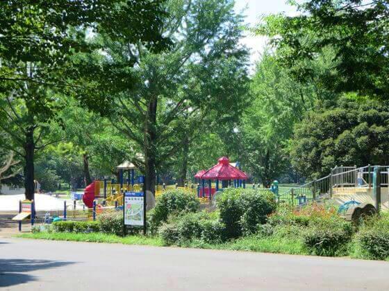 国営昭和記念公園 わんぱくゆうぐ