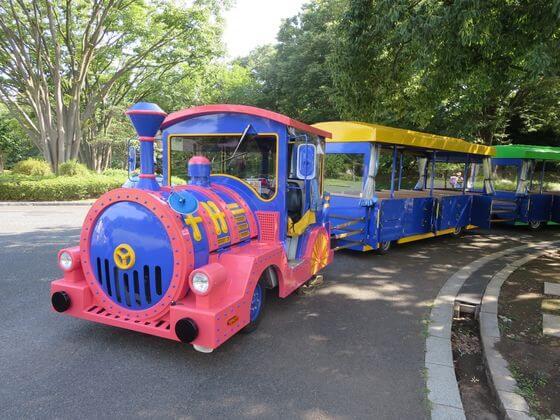 国営昭和記念公園 パークトレイン