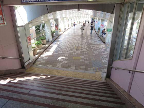 清瀬駅 北口