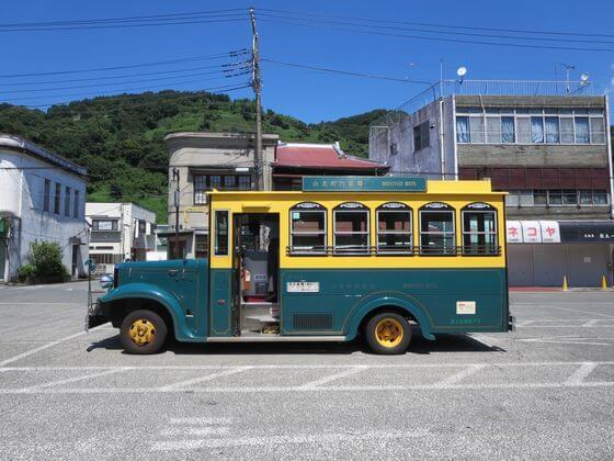 山北駅 バス