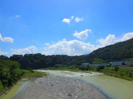 酒匂川 山北