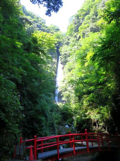 山北 洒水の滝