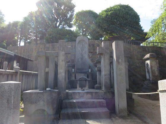 浅野内匠頭 墓