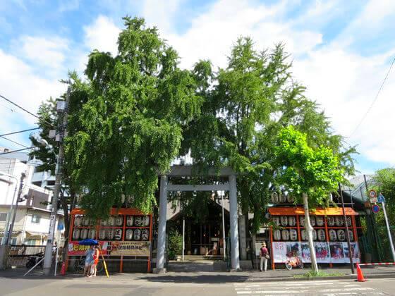 東京福めぐり 波除神社