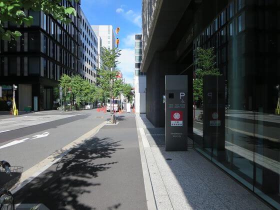 三越前駅 A9出口