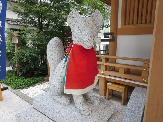 福徳神社 お稲荷