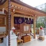 日本橋・福徳神社の御朱印とご利益は?