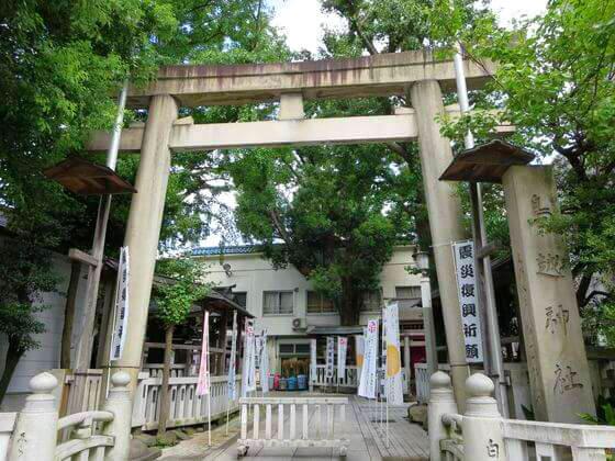 東京福めぐり 鳥越神社