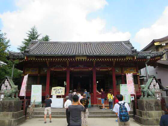 浅草寺 拝殿
