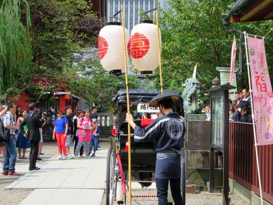 東京福めぐり 浅草神社