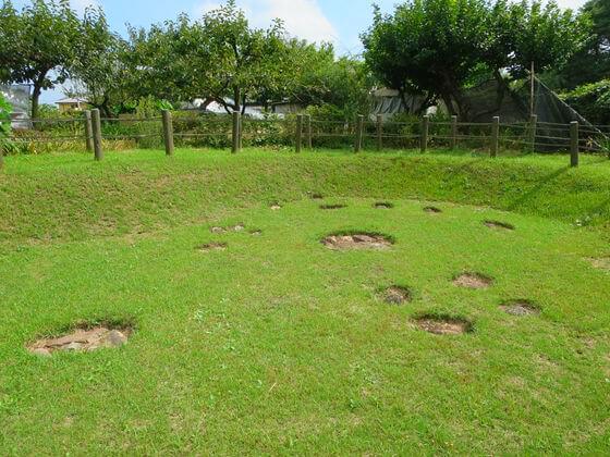 高麗村石器時代住居跡
